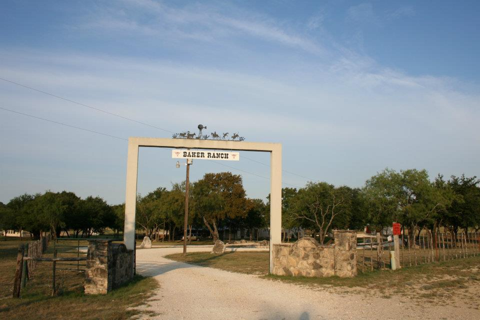 Baker Ranch Entrance